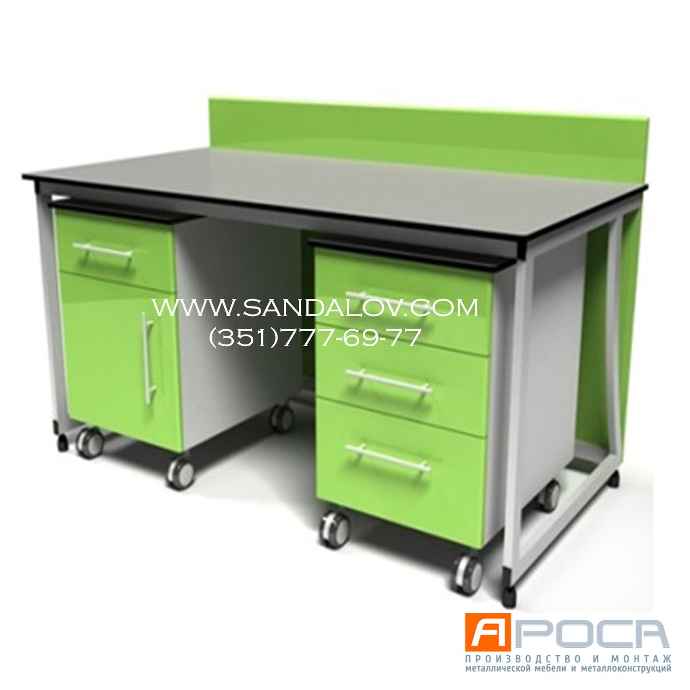 схема подъемного механизма подкатного стола